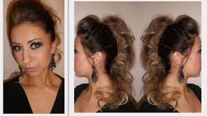 top 10 hairstyles for long hair night out hairstyle for medium hair top 10 long hair tutorials for