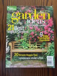 Better Homes And Gardens Summer - better homes and gardens garden ideas u0026 outdoor living summer 2004