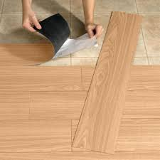 Tile Flooring Living Room Wooden Pattern Printed Ceramics Floor Come With White Stain Wall