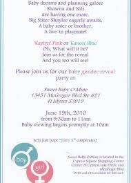 the laufer family blog baby gender invitations are done