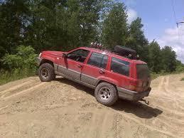 jeep comanche roof basket your zj roof rack pics designs jeepforum com