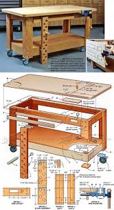 best 25 mobile workbench ideas on pinterest woodworking shop