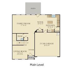 Lennar Independence Floor Plan 6022 Sentinel Drive 61 Spring Hill Tn Mls 1867524