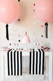 barbie birthday party with free printable barbie designs