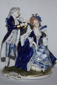 16 best porcelain figure images on pinterest figurines blue and