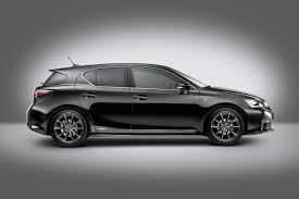 lexus hybrid hatchback ct200h lexus ct 200h is the safest small car according to forbes