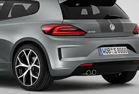 volkswagen golf gti 2015 black 2015 vw scirocco gts is a 220 hp golf gti alternative autoevolution