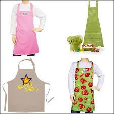 tablier cuisine enfants tablier de cuisine enfant tous les prix avec kibodio