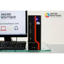 ordinateur bureau windows 7 promotion ordinateur de bureau gateway micro boutique