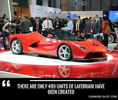how many types of ferraris are there car models list complete list of all models