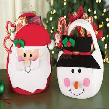 aliexpress com buy christmas festive fabric gift bag presents