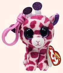 gilbert giraffe ty beanie boos beanie babies