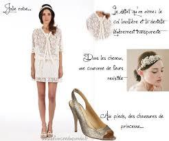 robe de tã moin de mariage la robe blanche la fiancée du panda