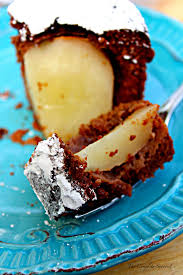 chocolate pear cake the complete savorist