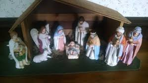 home interiors nativity nativity set