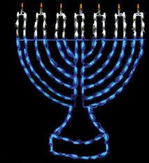 outdoor hanukkah menorah 32 in outdoor led menorah display 150 bulbs hayneedle