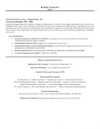 Sample Resume Purchasing Manager by The Most Brilliant Purchasing Agent Resume Sample Resume Format Web