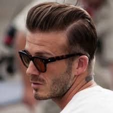 what hair producr does beckham use how to perfectly slick back hair the idle man