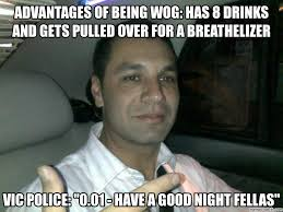 Wog Memes - of being a wog