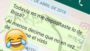imágenes sorprendentes para whatsapp whatsapp le pidió dinero para su hija y el final es sorprendente