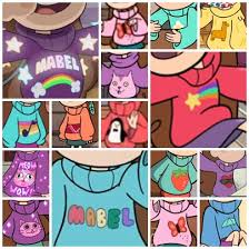 mabel sweater gravity falls do you think really about boredom mabels sweaters mabel