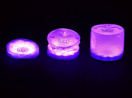 luci aura inflatable color changing solar lantern mood light
