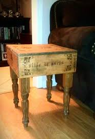 Making Wooden End Table by 81 Best Crate Craze Images On Pinterest Diy Home And Crafts