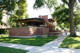 Frank Lloyd Wright Style Frank Lloyd Wright U0027s Robie House Was His Most
