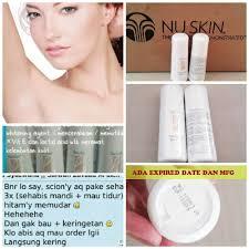 Pemutih Wajah Nu Skin pemutih ketiak rool on nu skin grosir kosmetik wa 085778086162