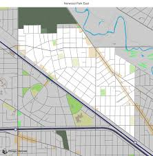 Map Of East Chicago by Map Of Building Projects Properties And Businesses In Norwood