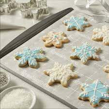 snowflake sugar cookies snowflake sugar cookies with decorating icing kitchens