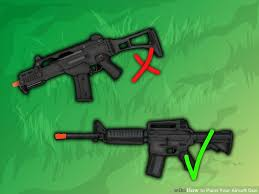 Paint Spray Gun For Sale Philippines - how to paint your airsoft gun 13 steps with pictures wikihow