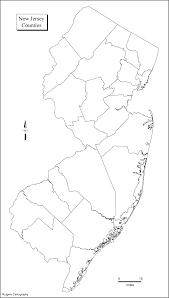 State Of New Jersey Map by New Jersey Map Outline Montana Map