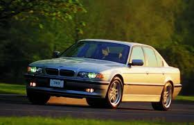 2001 bmw 740il review car review 2001 bmw 740i sport driving
