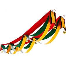 flag decorations for home home color flag decor ornaments set wave