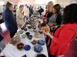 Soup Kitchen Michigan Local Soup Kitchen Sells Empty Bowls To Feed The Homeless