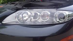 2005 mazda 6 engine u0026 lights youtube