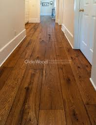wide plank oak flooring reclaimed resawn oak floor olde wood