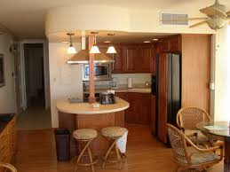 narrow kitchen island is suitable for little kitchen home design