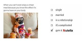 Gym Relationship Memes - 19 memes that will make you lol if you work out