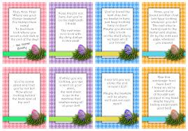 printable easter scavenger hunt cards doodles