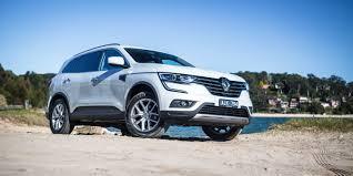 renault jeep 2017 2017 renault koleos zen 4x2 review caradvice