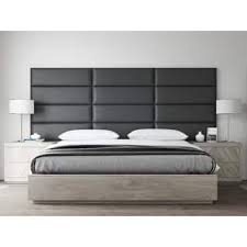 Black Upholstered Headboard Wall Mounted Headboards Shop The Best Deals For Dec 2017