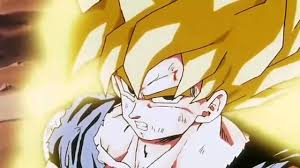dragon ball u0027s super saiyans blonde hair