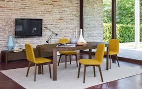 tavoli allungabili ovali atelier realizzati in legno calligaris