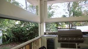 Clear Vinyl Patio Enclosure Weather Curtains by Introducing Clear Vinyl Walls By Phantom Screens Youtube