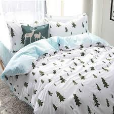Forest Bedding Sets Forest Bed Set Buythebutchercover