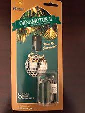 165932 ornamotor ii rotating ornament hook 8x better ebay