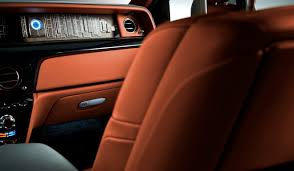 rolls royce ghost rear interior rolls royce phantom makes space for bespoke works of art style