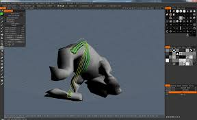 texture painting on 3d models u2014 polycount